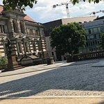 Bruehlsche Terrasse Fotografie