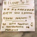 Grazie per essere così meravigliosa, Sofia. You are the best! 🥰