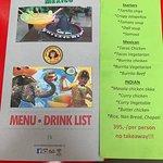 Bilde fra OH Mexico Restaurant and Chanchala Indian Restaurant