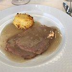 Ottimo primo piatto,carne eccezionale da gustare