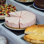 Cakes and Desserts at Leeds Briggate Farmers & Craft Market