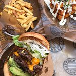 Foto de Barrels Burgers & Beer