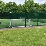 5 a side football pitch