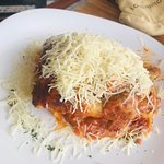 Foto de Luna de Plata · Restaurante