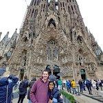 תמונה מBasilica of the Sagrada Familia