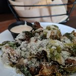 Black Sheep Bistro - Crispy Brussel Sprouts