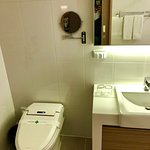 The bidet was great! All hotels should have this installed!