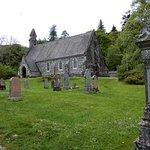 Old Kirk in Balquhidder - burial site of Rob Roy MacGregor