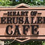 ภาพถ่ายของ Heart of Jerusalem Cafe