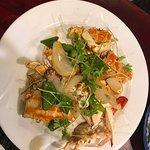 Crab at Veranda