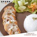 Chicken Cordon Bleu Rice Meal (Best Seller)