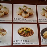 Dishes pictured at Cheung Hing Kee Shanghai Pan-fried Buns