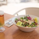 How about a fresh Cesar's Salad?