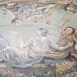 More mosaic floor