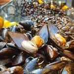Midye dolman adresi. The best mussels ever!!