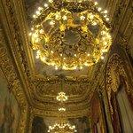 Opéra-Comique, Paris: chic interiors