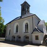 Diese Kirche diente früher als Lagerschuppen.