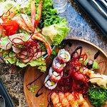 Our Chefs' choice Sushi & Sashimi.