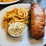 Haddock n chips