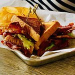 The Sandhill BLT (more chips)