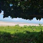 Praia de Paripueiras.