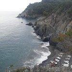 Zdjęcie Cala Loca - Il mare di fronte, la Natura intorno