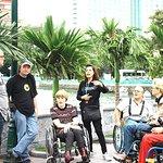 Wheelchair Traveling Vietnam
