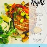 Seafood night-14th June
