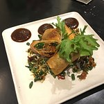 Balinese Spiced Duck Spring Roll