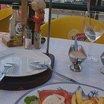 Shrimp and Monkfish Kebab