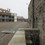 Halifax Citadel-Defensive Casements on Courtyard