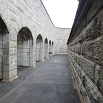 Halifax Citadel-Magazine Walls