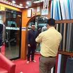 Vannoten tailors  fitted suit