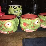 zombie drink bowls