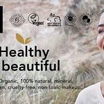 Gorgeous Inika makeup range certified organic and vegan