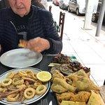 Plateau de spécialités siciliennes - Un régal -