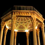 tomb of Hafez. the most popular persian poet. THE BEST EXPERIENCE EVERRRRR
