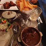 Foto van One Restaurant (aan het Minnewater Park)