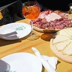 Feine Apéro, Fleisch- und Käseteller