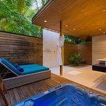 Beach Villa Interior - Bathroom
