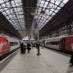 Virgin Trains Fotografie