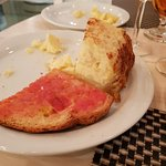 tortilla e pane y tomate