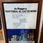 Al Gatto Nero Da Ruggero Foto