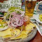 Gaststatte Nurnberger Bratwurst Glockl am Dom照片