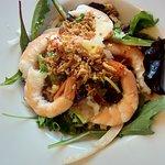 Salade Thai à la crevette