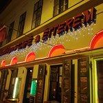 Rostelyos Restaurant in Kalvin Ter, Budapest