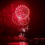Amazing fireworks for the Atlantic Festival from Funchal as seen from Pestana CR7 Hotel, every Saturday in June at 10.30pm there will be fireworks to celebrate this event. CR7 has balcony room views so you can watch with no restrictions