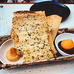 bread basket(very salty)