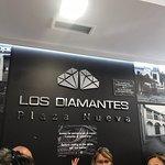 Los diamantes llの写真