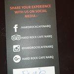 Fotografie: Hard Rock Cafe